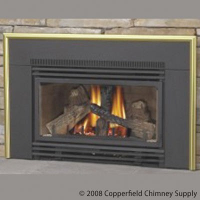 Chimney Gdi-30n Direct Vent Gas Fireplace Insert